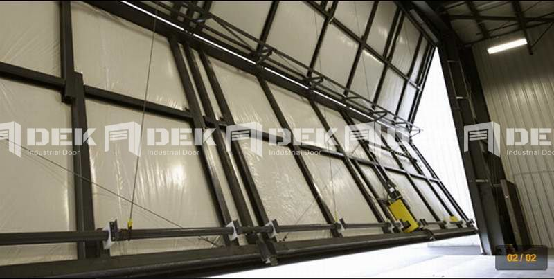 DEK INDUSTRIAL DOOR LTD.