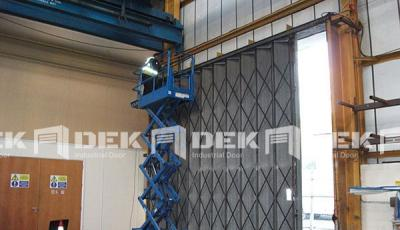 Accordion Folding Door 04