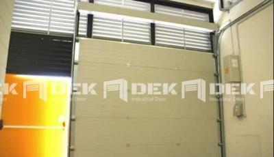 Industrial Sectional Overhead Door 13